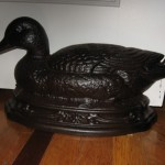 Cast Iron Duck