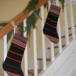 Peruvian Blanket Stockings