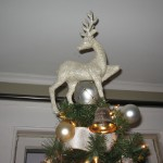 Reindeer Tree Topper