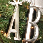 Napkin Ring Tree Ornaments