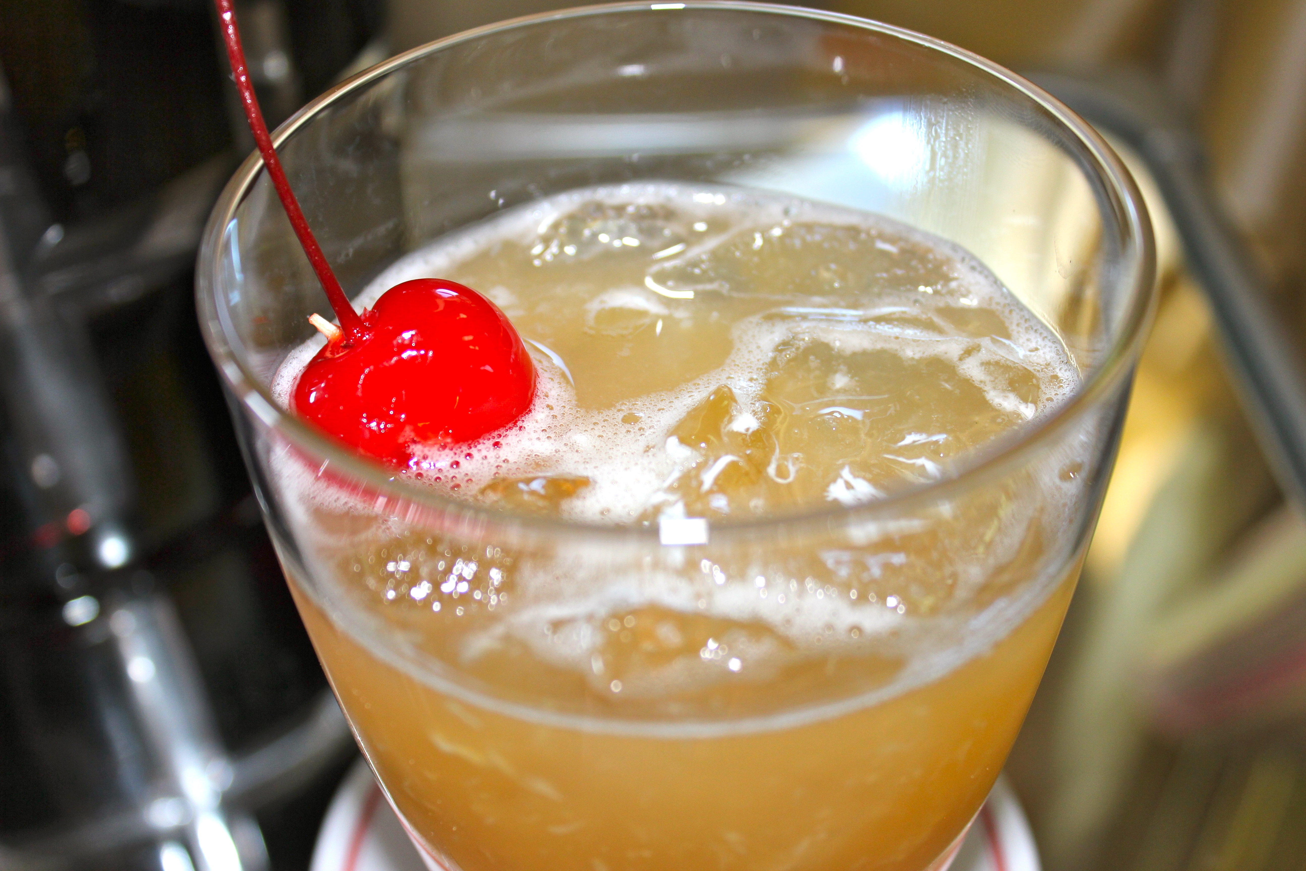 Our Crafty Home | Whiskey Sour